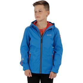 Regatta Feargus Jacket Kids Skydiver Blue